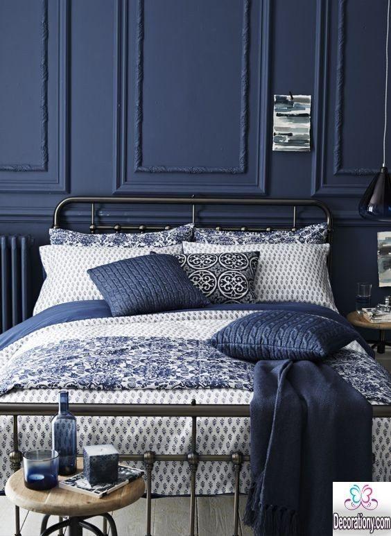 blue bedrooms ideas