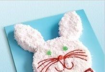 bunny cake decorating ideas