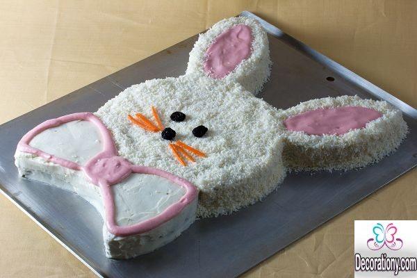 bunny cakes ideas