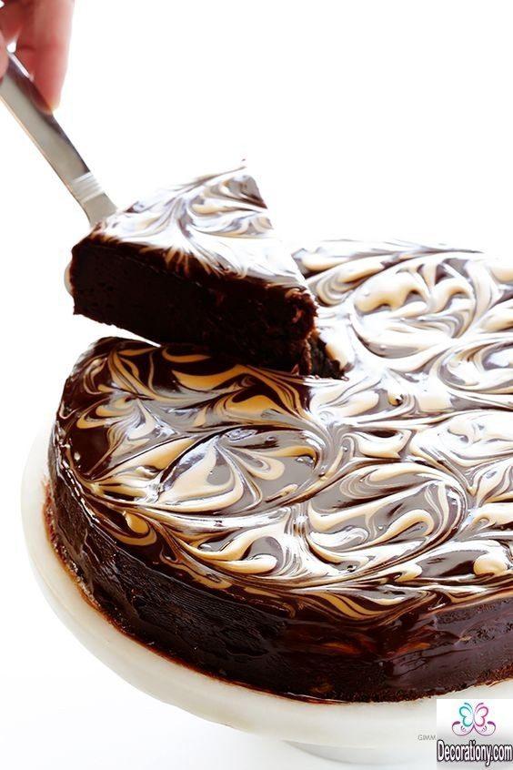 butter flourless chocolate cake recipe