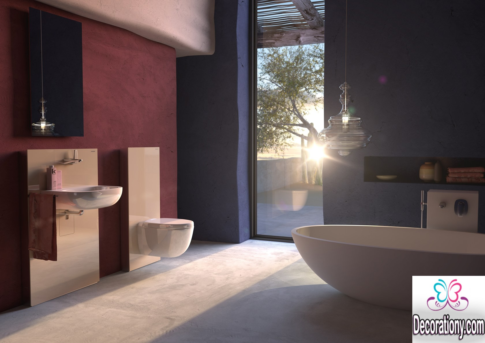 Best 15 Modern Bathroom Design Trends 2016 Bathroom