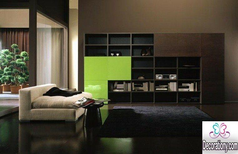 contemporary living toom floor design