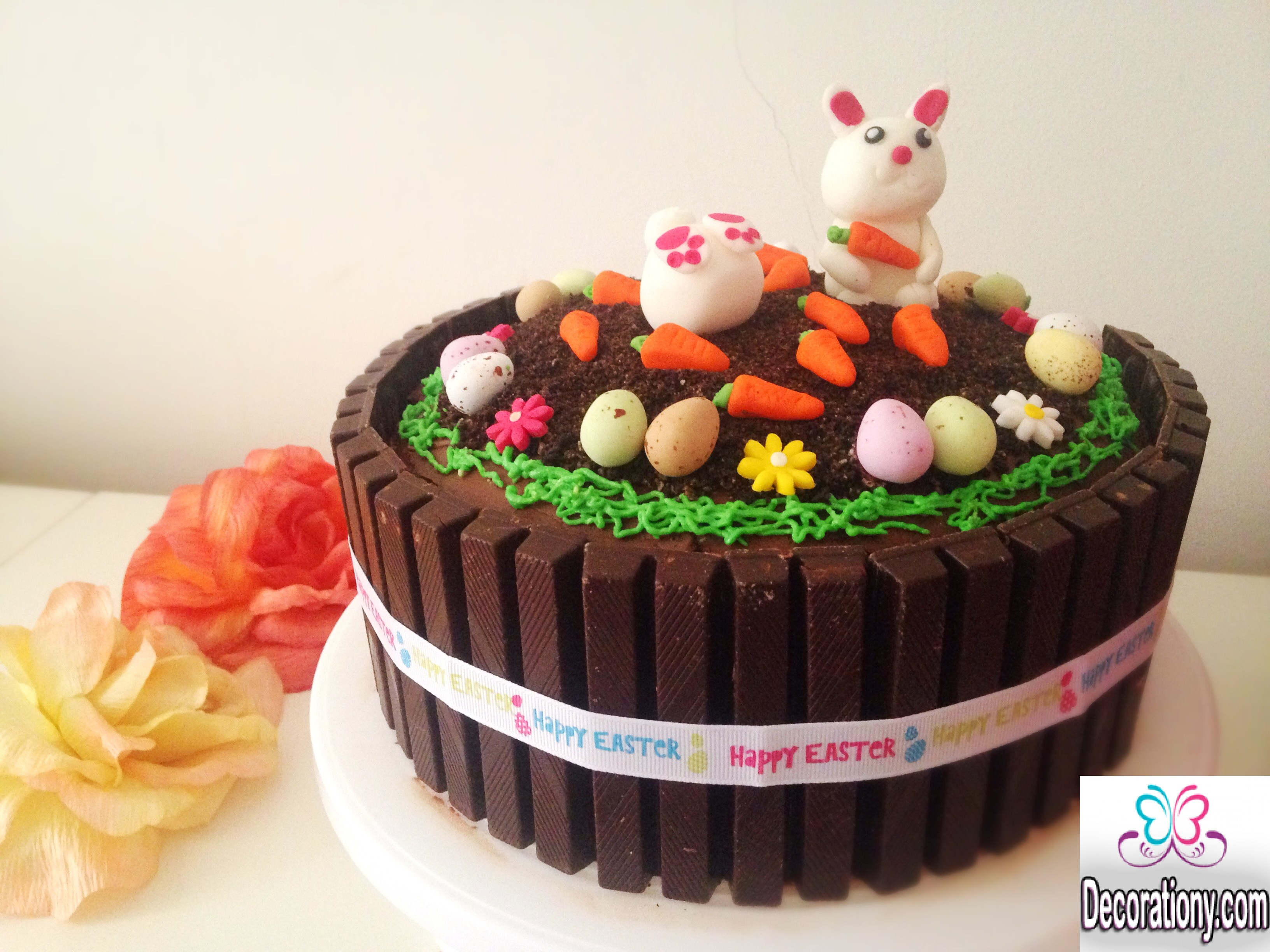 Cute Easter Bunny Cake Decorating Ideas - Decoration Y