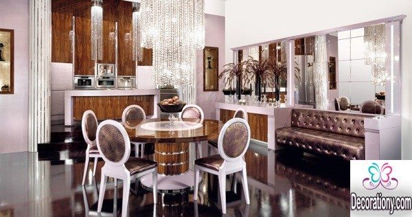 leather kitchen furniture