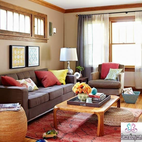 Living Room Color Ideas: 15+ Rustic Living Room Paint Ideas To Inspire You