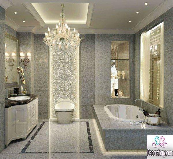 Best 15 Modern Bathroom Design Trends 2016