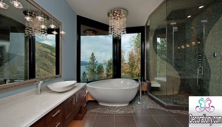 13 glamorous luxury bathrooms designs will blow your mind for Luxury bathrooms 2016