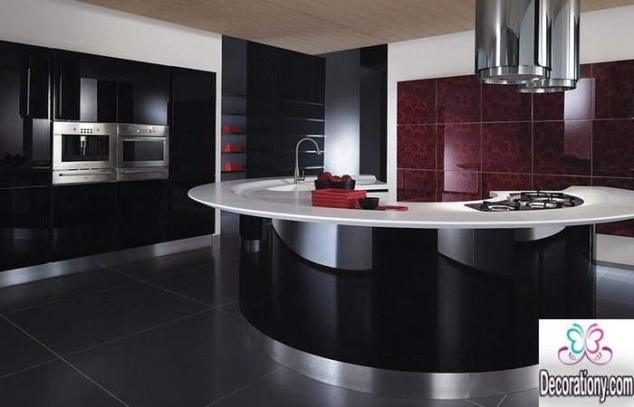luxurious kitchen images