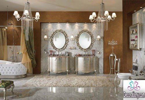 luxury bathroom inteiror design