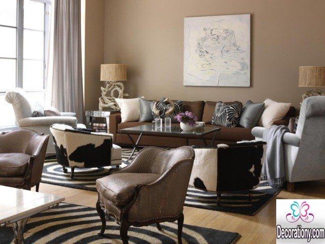 rustic living room paint ideas