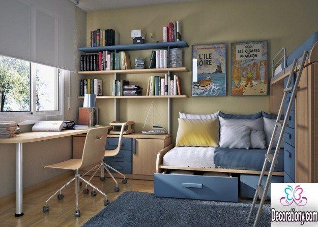smart small bedroom design