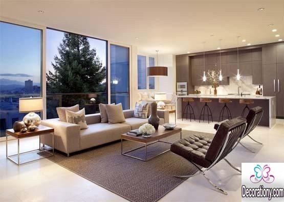 unique livingroom