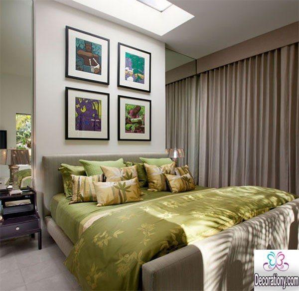 unique small bedroom