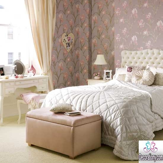 20 vintage room decorating ideas for spring decoration y for Antique bedroom decoration