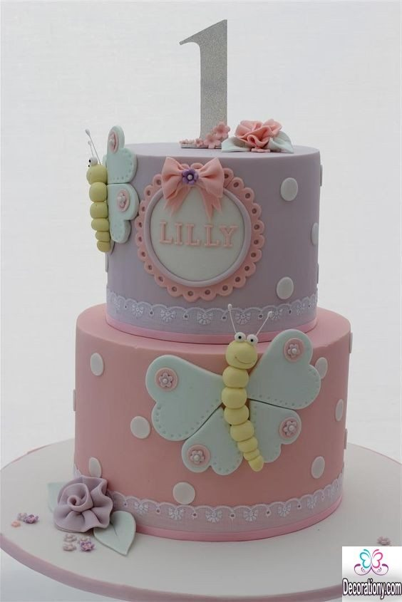birthday cakes for girls 15 sweet 1st birthday cakes for girls