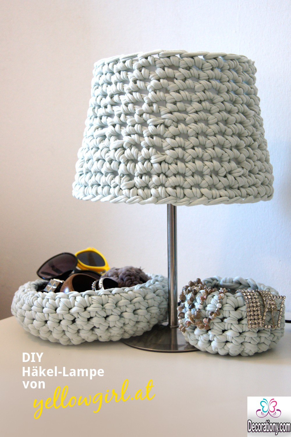 DIY Lampshades ideas