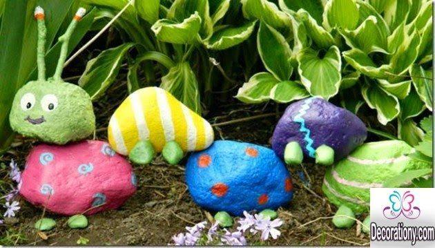DIY decorating ideas for garden