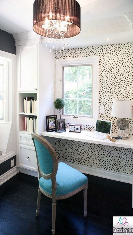 Feminine office design