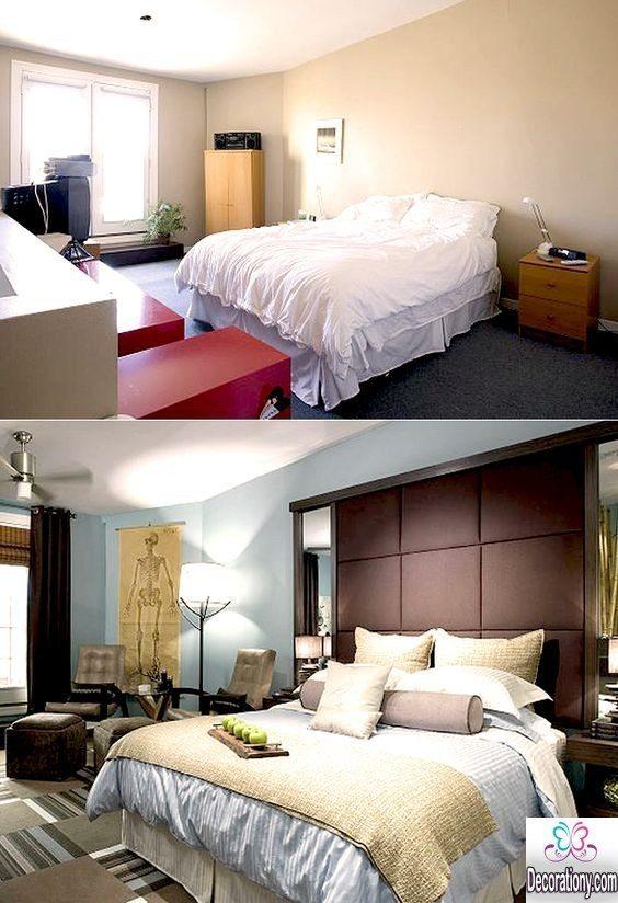 Modern bedroom renew ideas