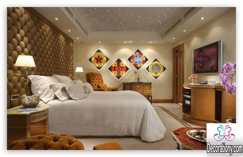 Uniqe bedroom wall decor