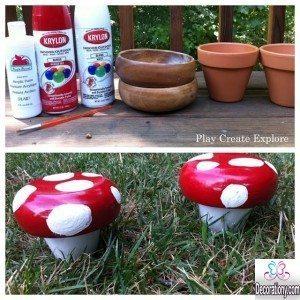 amazing DIY garden ideas