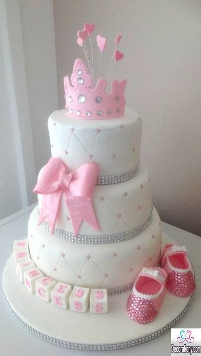 beautiful 1st birthday cakes for girls