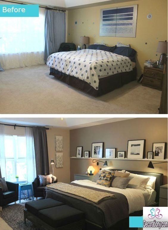 bedroom makeover pictures