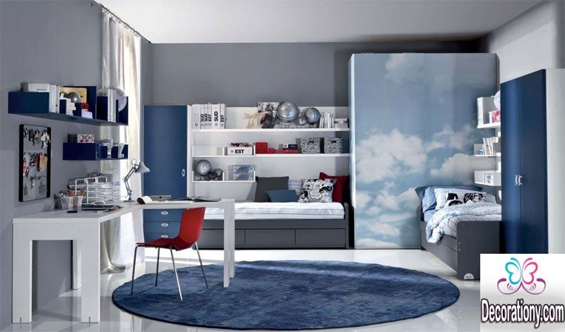 30 Cool Boys Room Paint Ideas Decor Or Design