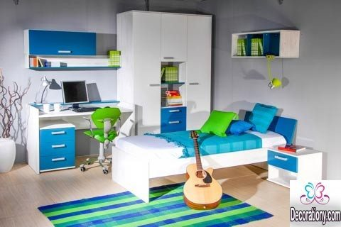 boys bedroom decoration