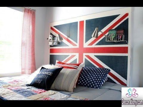 boys beroom decoration