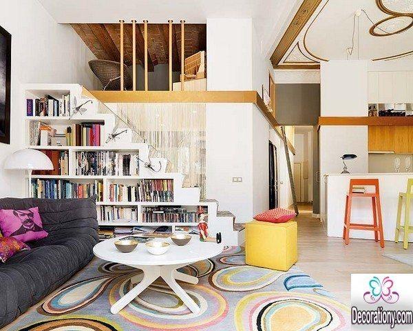 contemporary Apartment decorating ideas