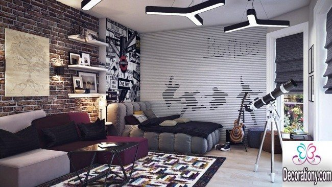 contemporary bedroom ideas for boys