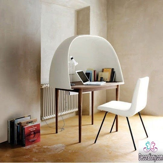 creartive small desk design