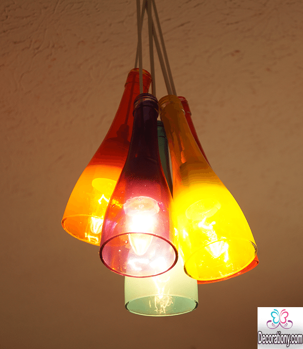 easy DIY Lamps
