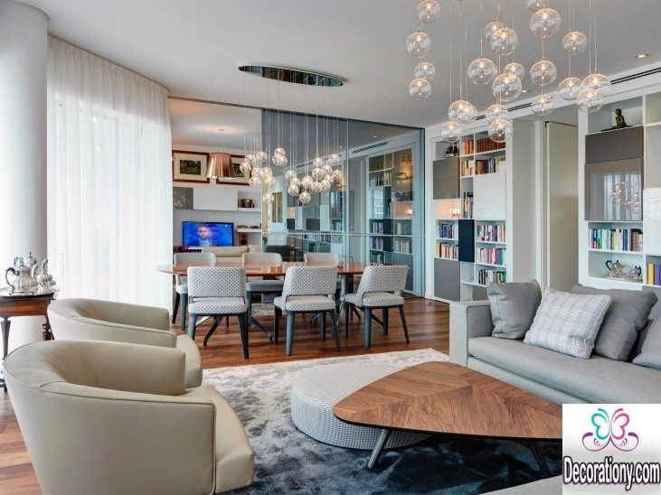 family room furniture modern designs