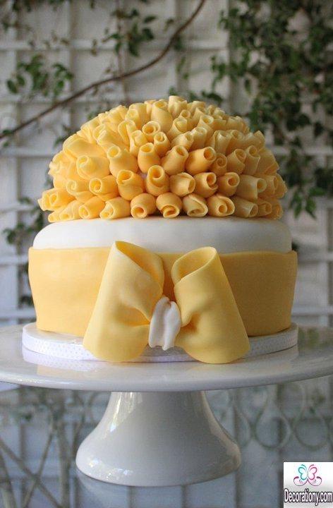 floral cake deisgn