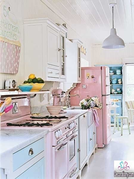 fluffy kitchen design