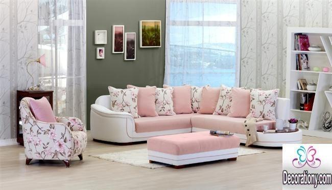fluffy living room