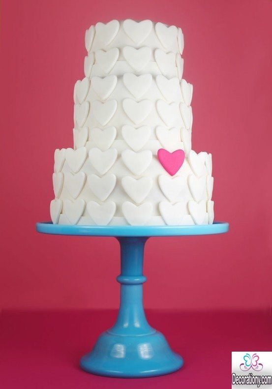 hearts cake ideas