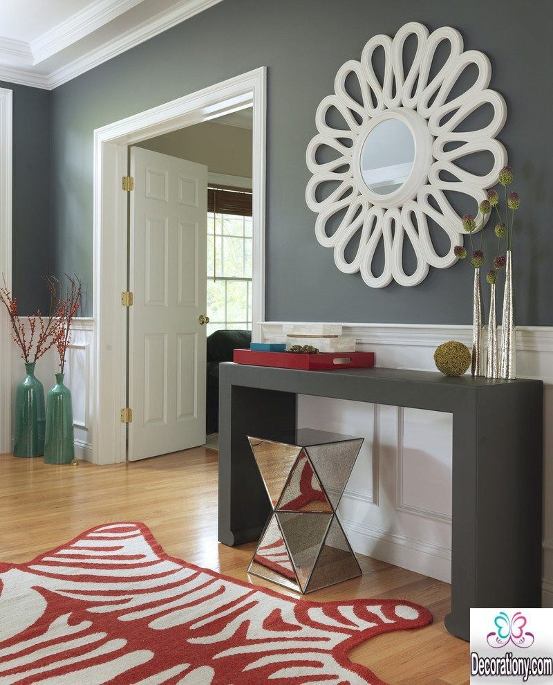 18 Wonderful Entryway Furniture & Decorating Ideas