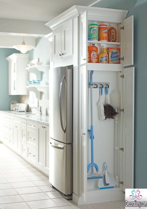Perfect Kitchen Pantry Cabinet Ideas For More Efficient Storage Decoration Y