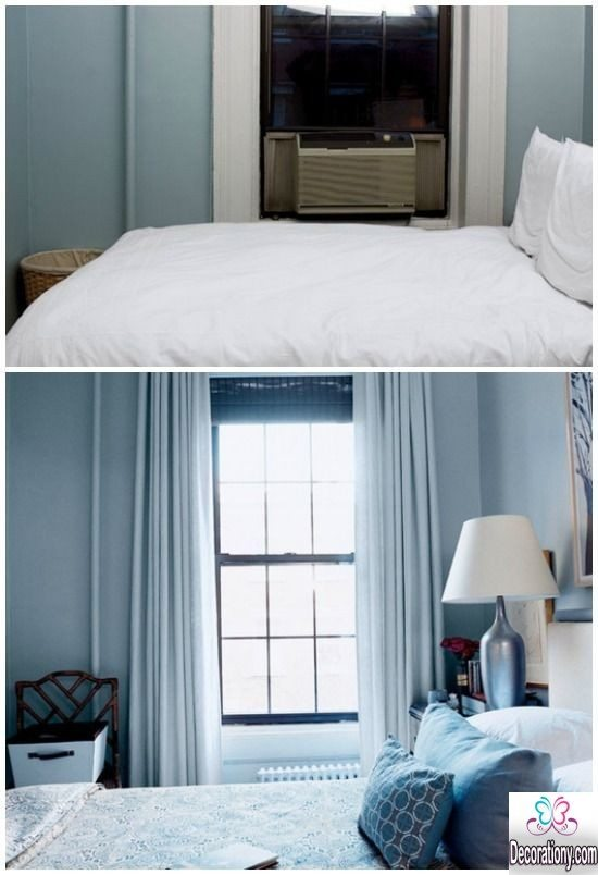 Bedroom Makeover before and after ideas