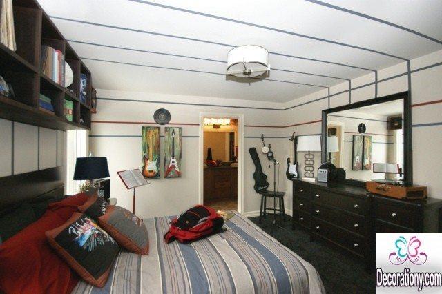 modern room for boys
