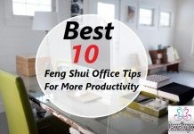 office feng shui tips