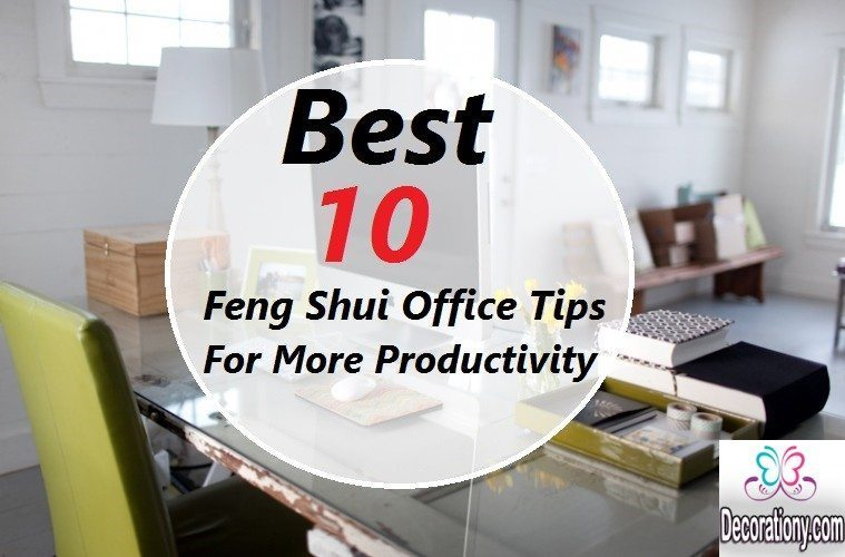 feng shui office tips
