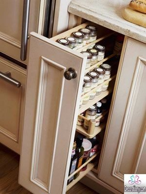 pantry cabinet storage ideas