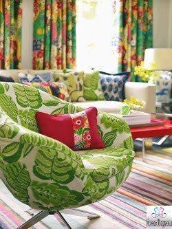 patchwork chair designs idea