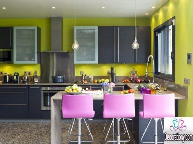 pink kitchen chairs