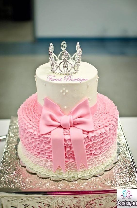 pretty birthday cakes for girls