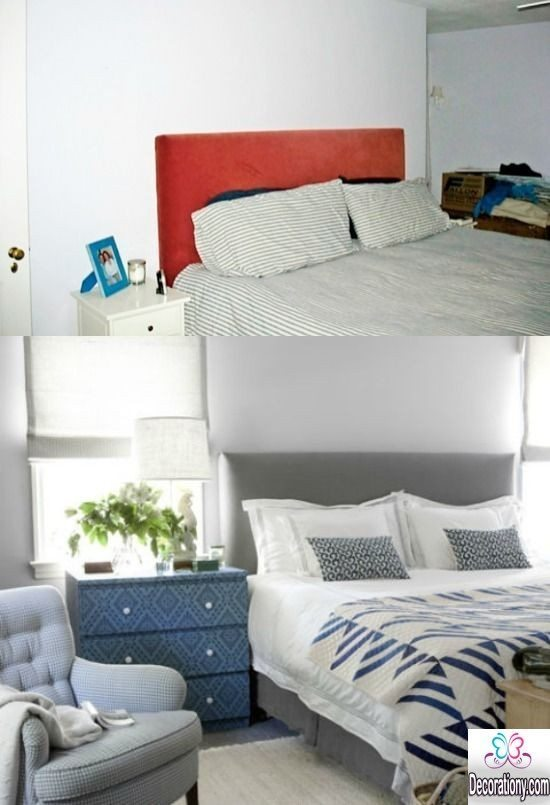 renew bedroom design ideas - bedroom makeover ideas